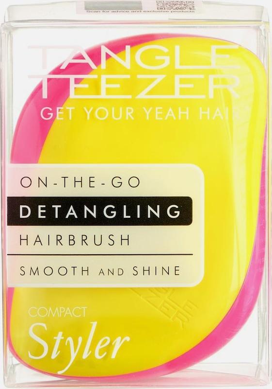 TANGLE TEEZER 'Compact Styler Kaleidoscope', Haarbürste zum Entknoten der Haare