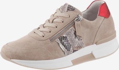 GABOR Sneaker in beige, Produktansicht