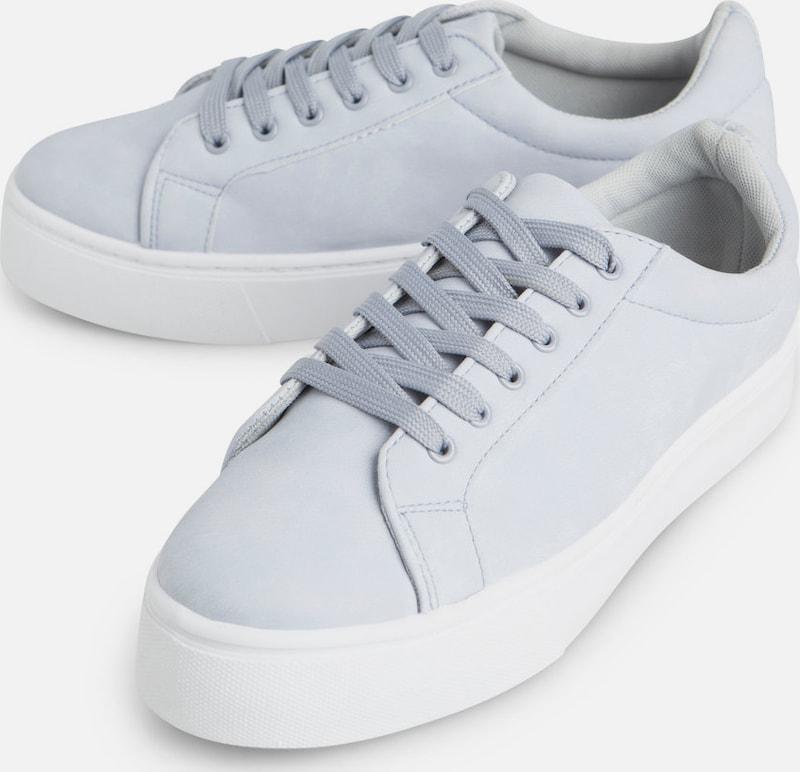 PIECES Weißer Sneaker