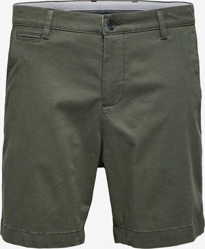 SELECTED HOMME Shorts in khaki, Produktansicht