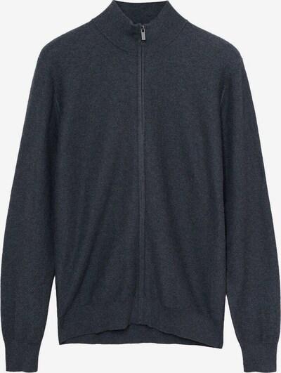 MANGO MAN Tepláková bunda - sivá, Produkt