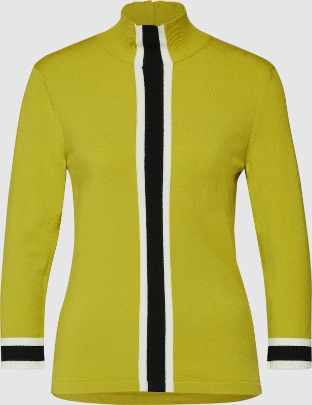 LAUREL Pullover in khaki   schwarz  Mode neue Kleidung