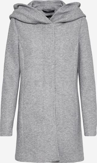 VERO MODA Between-seasons coat 'VERODONA' in Light grey, Item view