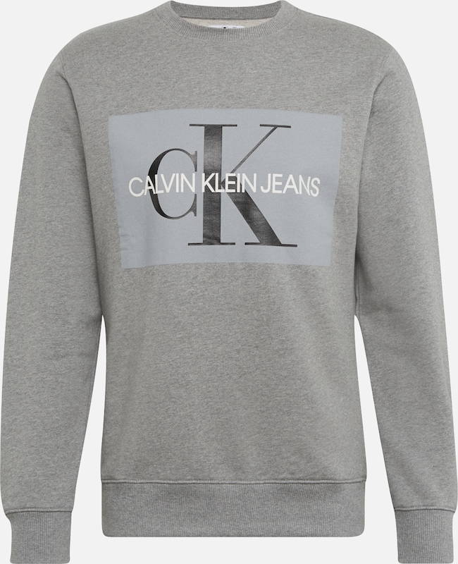 calvin klein sweatshirt jacke herren