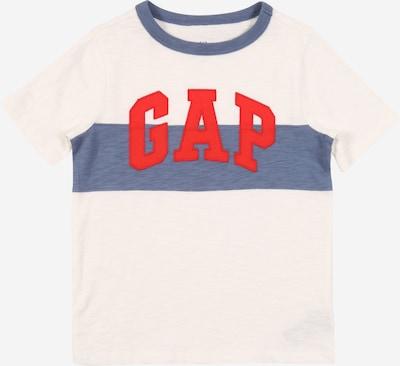 GAP Shirt 'PCD ARCH' in weiß, Produktansicht