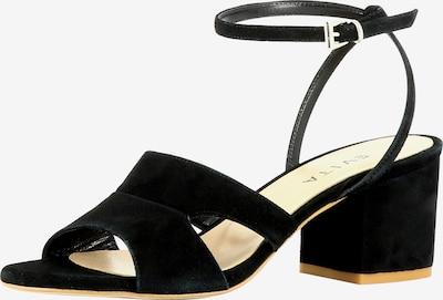 EVITA Damen Sandalette in schwarz, Produktansicht