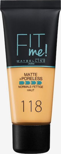 MAYBELLINE New York Make-up 'Fit me! Matte+Poreless' in apricot, Produktansicht