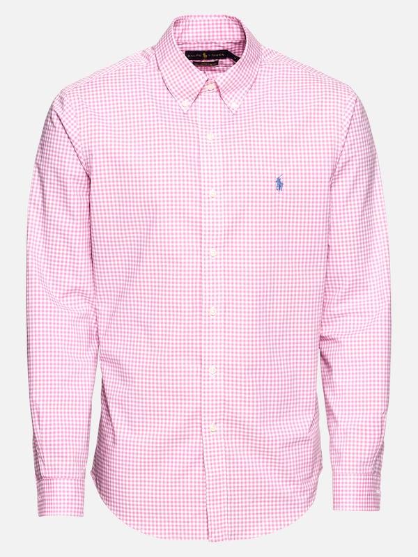 306f25f123326e POLO RALPH LAUREN Hemd  SL BD PPCSPT-LONG SLEEVE-SPORT SHIRT  in pink