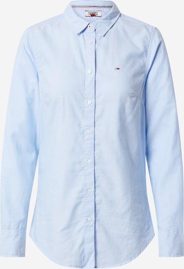 Palaidinė 'Oxford' iš Tommy Jeans , spalva - šviesiai mėlyna, Prekių apžvalga