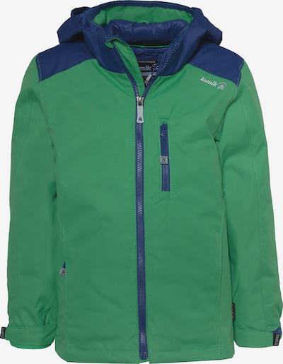 Kamik Outdoorjacke in blau / grün, Produktansicht