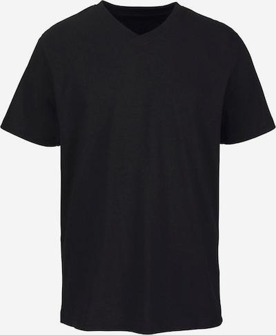 Maier Sports T-Shirt in schwarz, Produktansicht