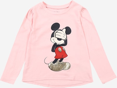 GAP T-Shirt en beige / rose / rouge / noir / blanc, Vue avec produit