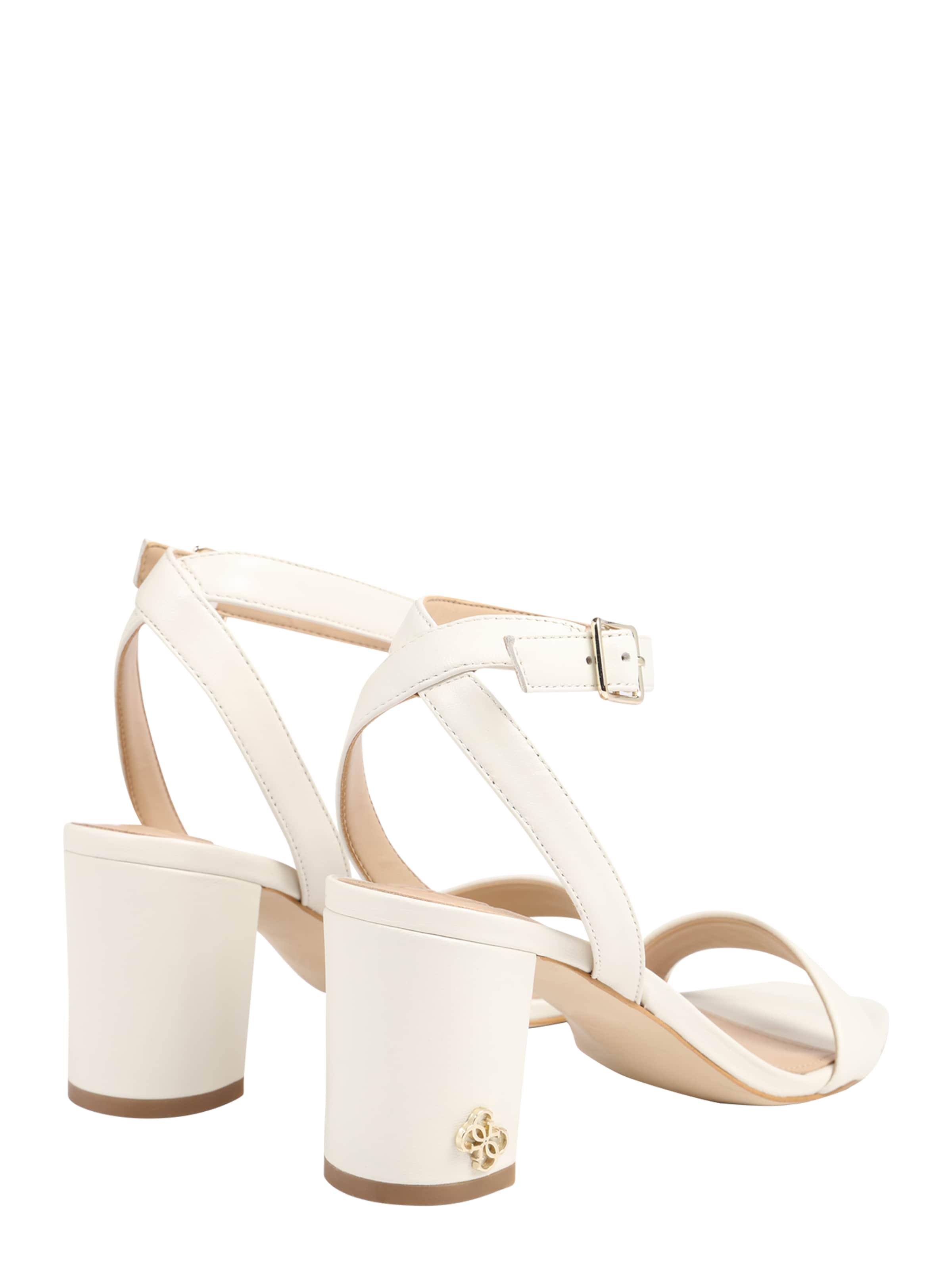 Erhalten Authentische Online Billig Verkauf Ebay GUESS Sandalette 'ANNABEL' Billig Verkauf Footlocker Die Besten Preise Verkauf Online Authentisch Günstig Online PfeLmQT5vq