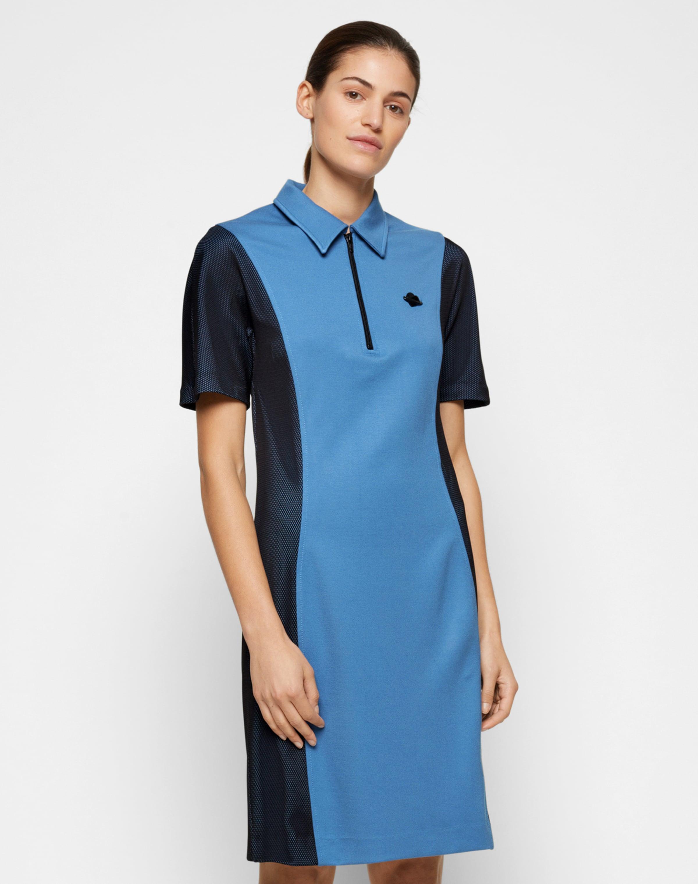 Freies Verschiffen Fabrikverkauf Günstig Kaufen Ausgezeichnet Love Moschino Kleid mit Polokragen aQQcKDCCT
