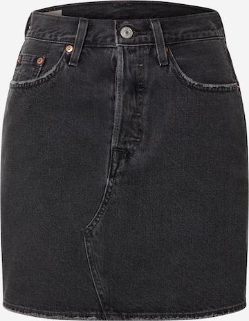 LEVI'S Skirt 'Decon Iconic' in Black