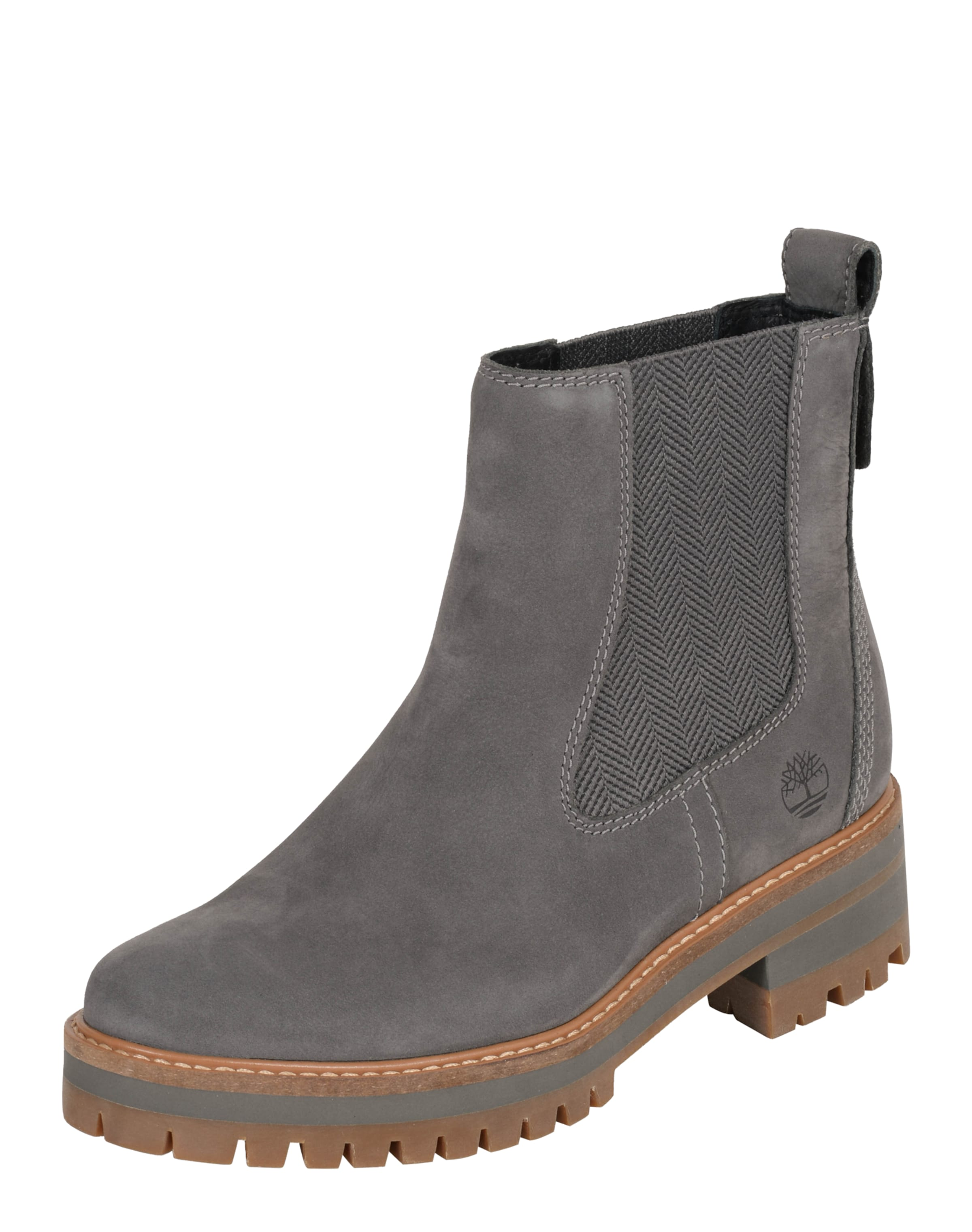Timberland Chelseau Courmayeur Suede Gris