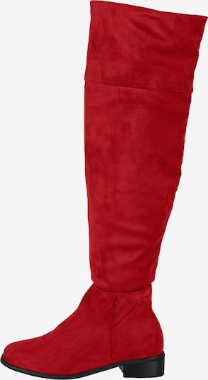 ANDREA CONTI Stiefel in rot, Produktansicht