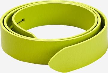 EDITED Belt 'Florentine' in Green