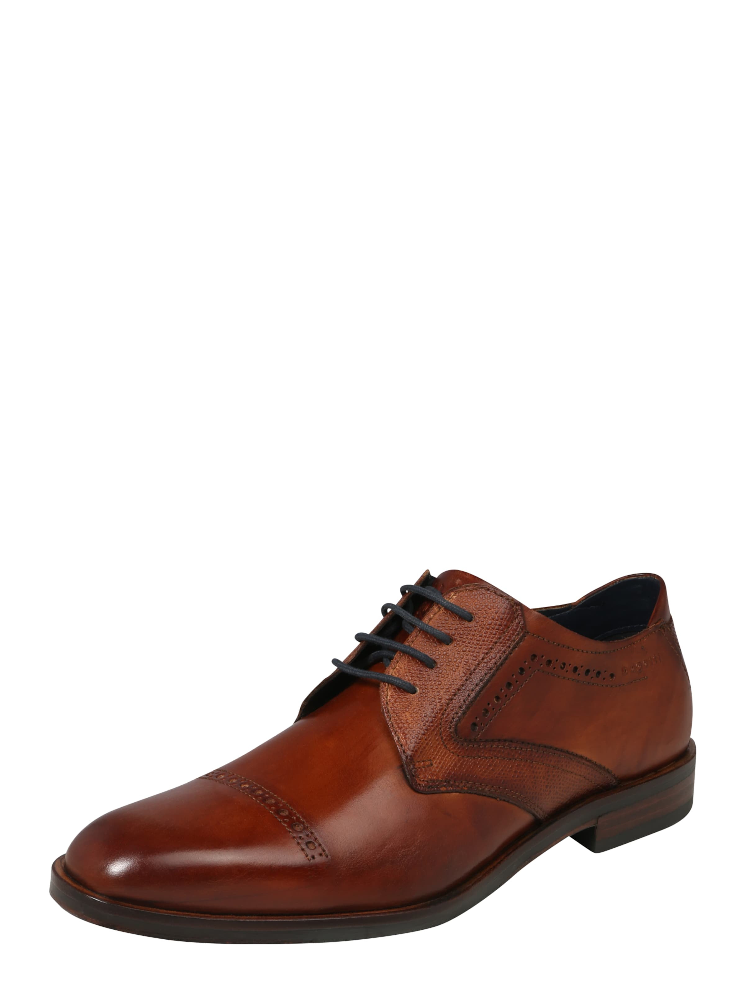 Haltbare Mode billige Schuhe bugatti   Derby 'Rainel Evo' Schuhe Gut getragene Schuhe