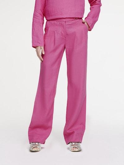 heine Hose in pink, Modelansicht