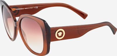 Occhiali da sole VERSACE di colore marrone / trasparente, Visualizzazione prodotti