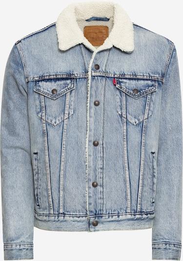 LEVI'S Starpsezonu jaka, krāsa - zils džinss, Preces skats