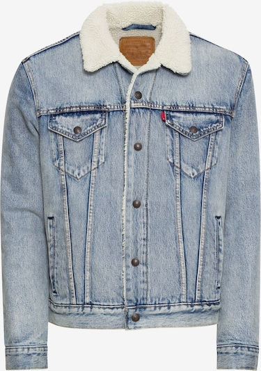 LEVI'S Jeansjacke in blue denim, Produktansicht