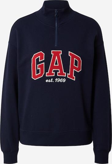 GAP Sweatshirts in navy / rot, Produktansicht