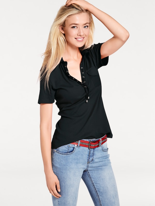 B.C. Best Connections by heine Polo-Shirt