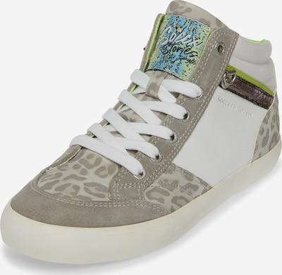 Soccx Sneaker in grau / weiß, Produktansicht
