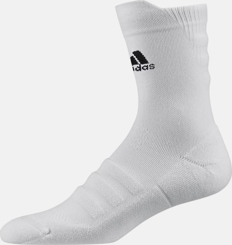 ADIDAS PERFORMANCE Socken 'Alphaskin Crew Ultralight' in offwhite, Produktansicht