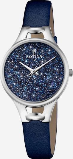 FESTINA Quarzuhr 'F20334/2' in blau / silber, Produktansicht