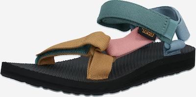 TEVA Sandály - kouřově modrá / světle hnědá / mix barev / světle růžová, Produkt