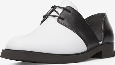 CAMPER Schuhe 'Iman' in schwarz / weiß, Produktansicht