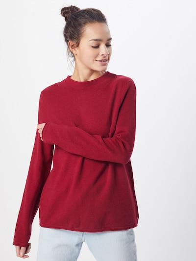 Marc O'Polo Pullover in rot, Modelansicht