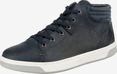 BULLBOXER Sneakers hoog in de kleur Navy / Nachtblauw, Productweergave