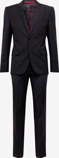 HUGO Anzug 'Arti/Hesten193' in schwarz, Produktansicht