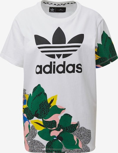 ADIDAS ORIGINALS Shirt 'Studio London' in de kleur Gemengde kleuren / Wit, Productweergave