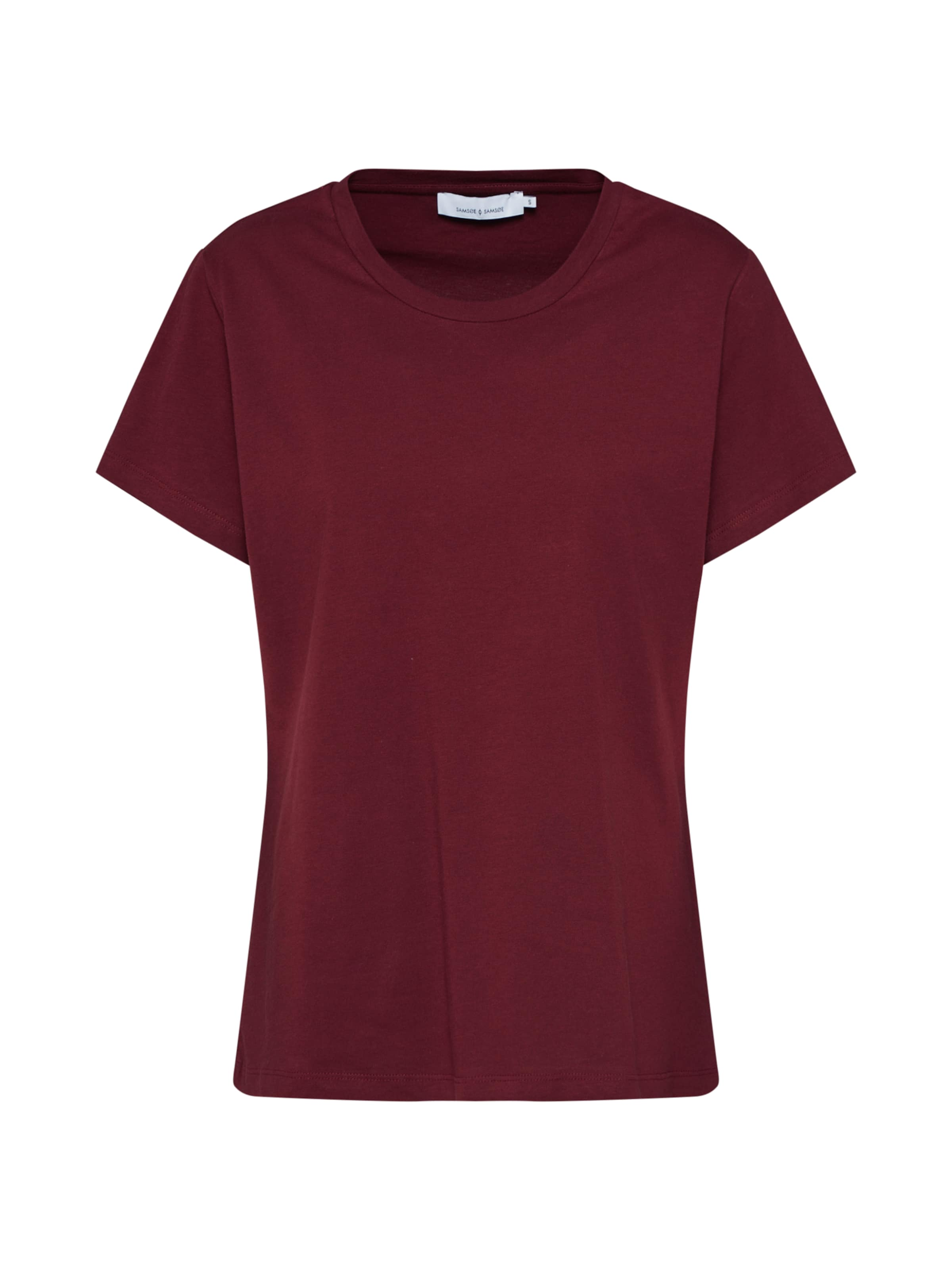 In Samsoeamp; Kirschrot 'solly' Shirt e2WED9YbIH