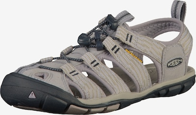 KEEN Sandalen in taubenblau / grau, Produktansicht