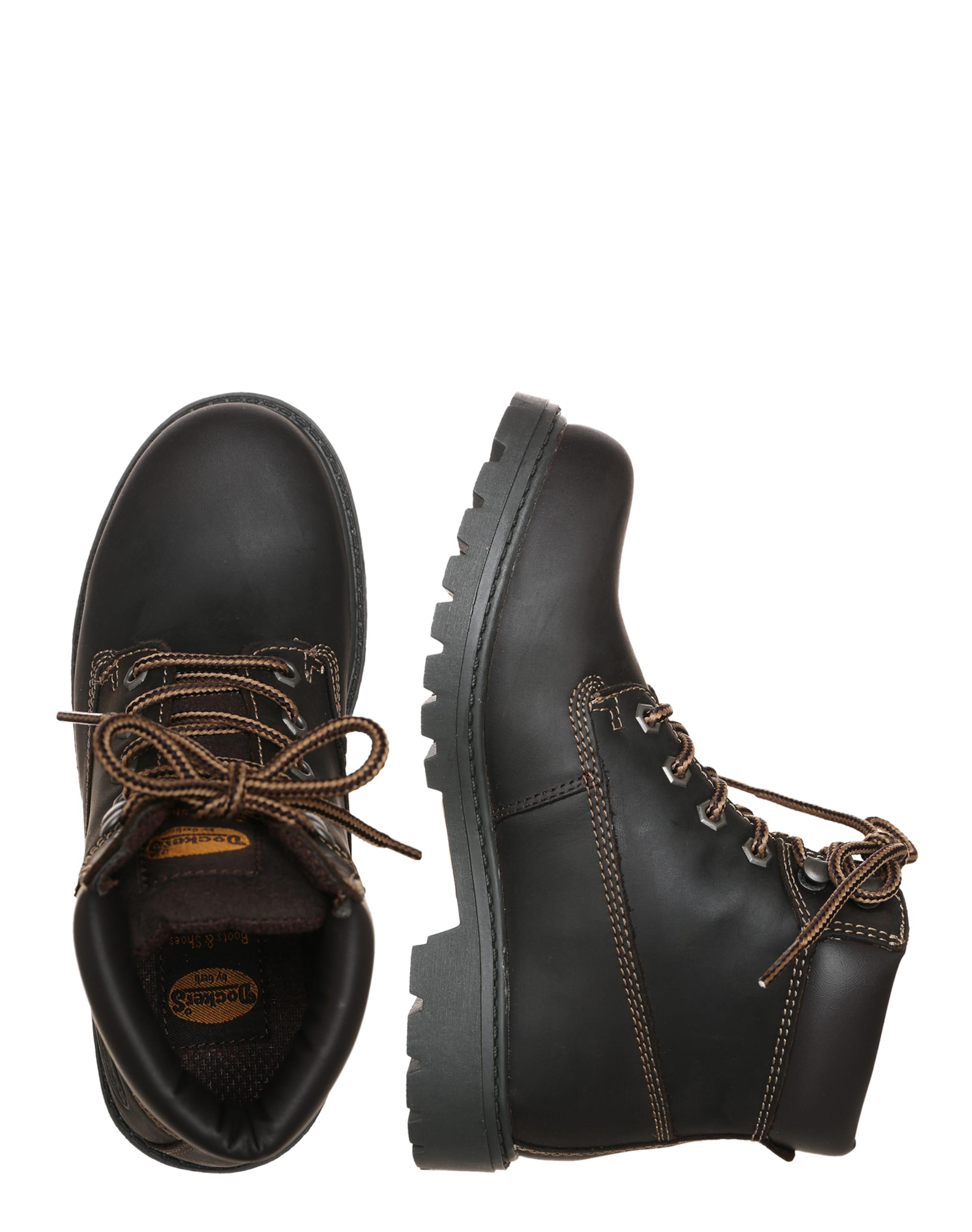 Dockers by Gerli Boots im Worker-Stil Brandneues Unisex Verkauf Online Billig Verkauf Gut Verkaufen Steckdose Billigsten FiH0K
