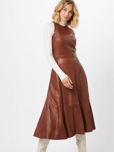 POLO RALPH LAUREN Kleid in braun, Modelansicht
