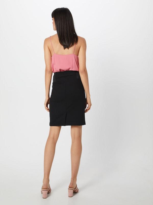 'skirts En Esprit Knitted' Jupe Noir uTkZXiOP