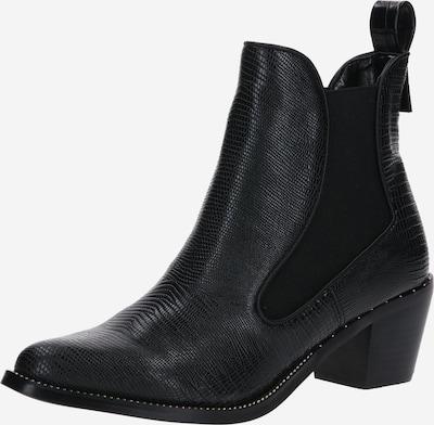 BUFFALO Chelsea škornji 'JUDIE' | črna barva, Prikaz izdelka