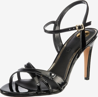 BUFFALO Sandaletten in schwarz, Produktansicht