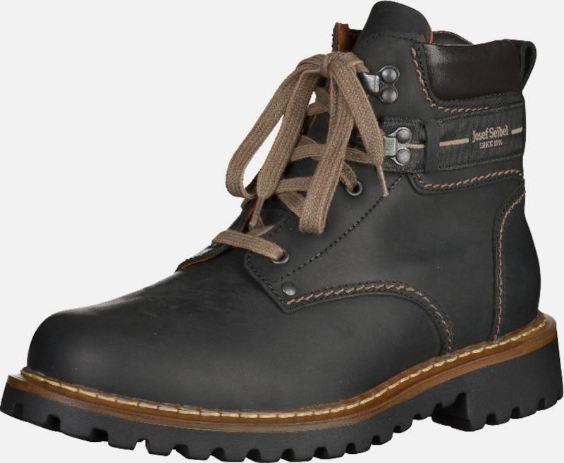 JOSEF SEIBEL Stiefel Leder Bequem, gut aussehend