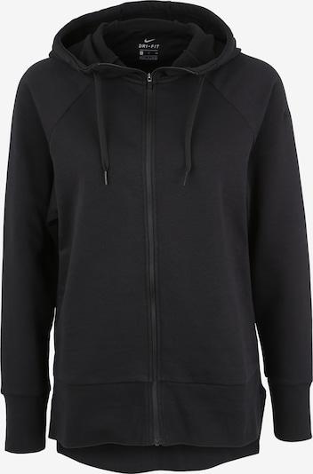 NIKE Sweatjacke in schwarz, Produktansicht
