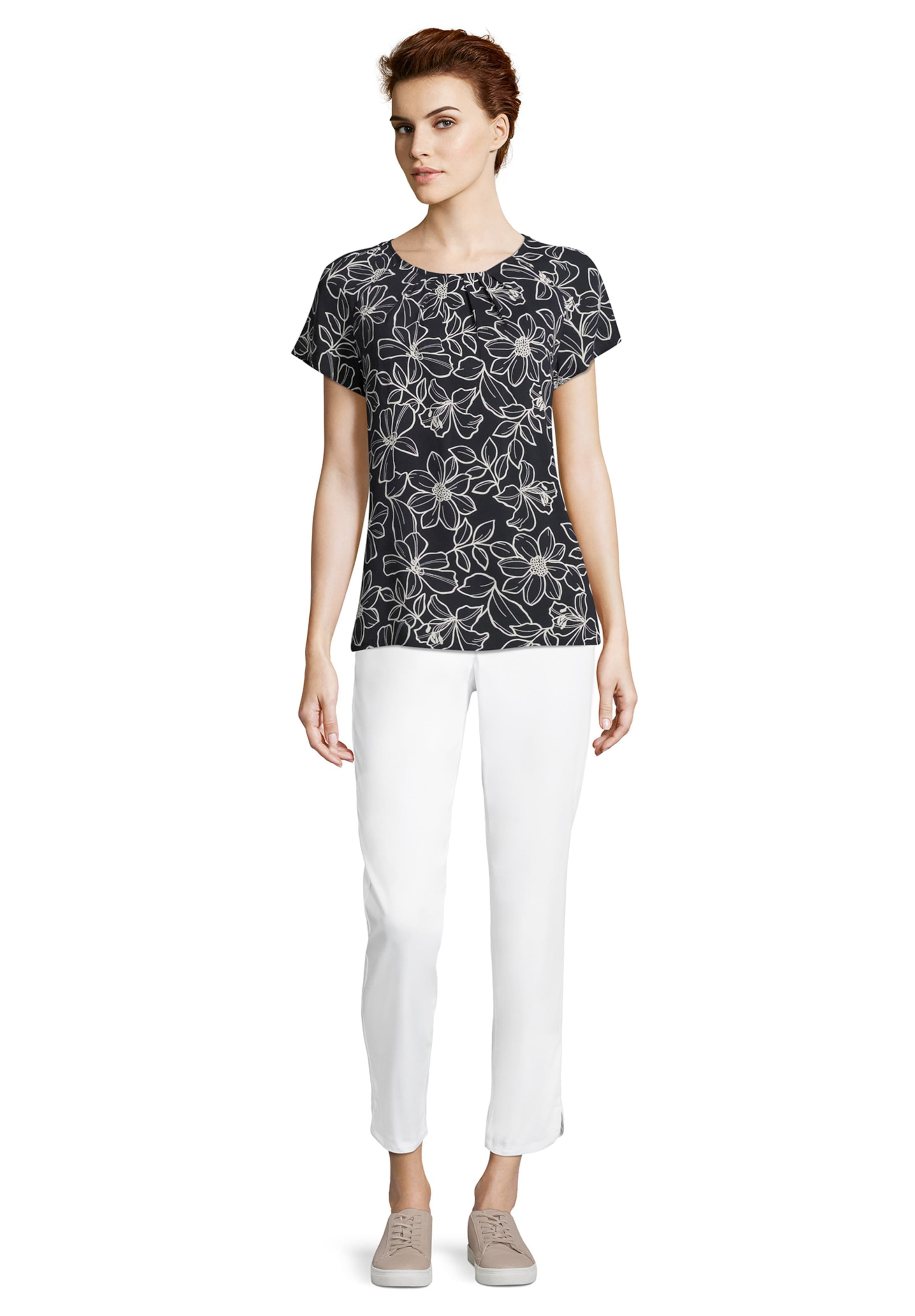Betty Barclay Barclay Bluse Betty In DunkelblauWeiß Bluse In DunkelblauWeiß Barclay Betty c5jAL34qRS
