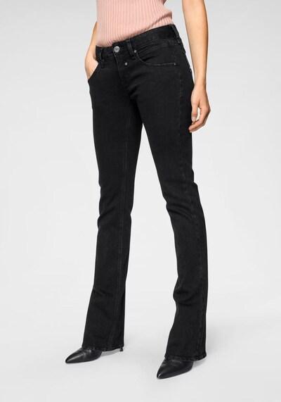 Herrlicher Jeans in schwarz, Modelansicht