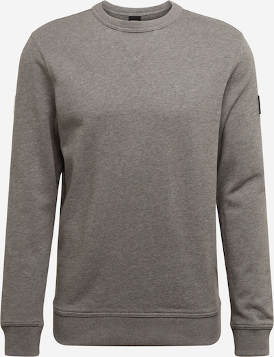 BOSS Sweatshirt 'Walkup 1' in grau, Produktansicht
